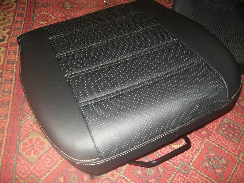 шевроле нива сиденье фото